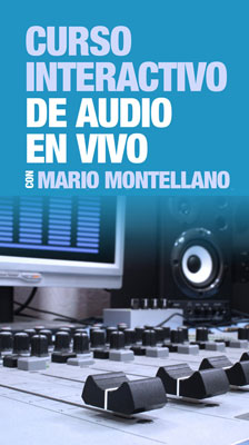curso de audio en vivo