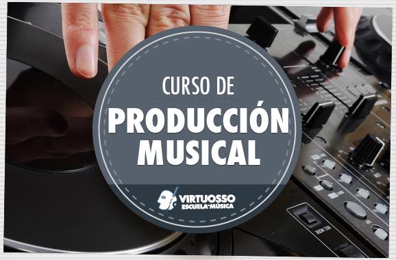 Curso de producción de musica electrónica